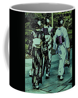 Kimonos Coffee Mug