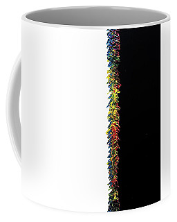 Coffee Mug featuring the painting Kindergarten  by Robbie Masso