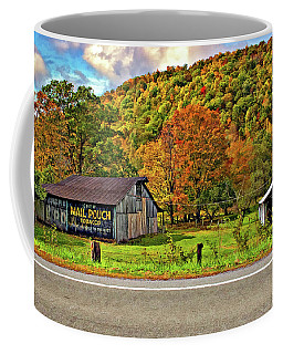 Kindred Barns Coffee Mug