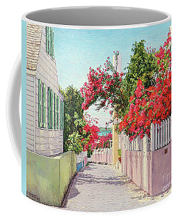 King And Crown Street Coffee Mug