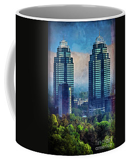 King And Queen Buildings Coffee Mug