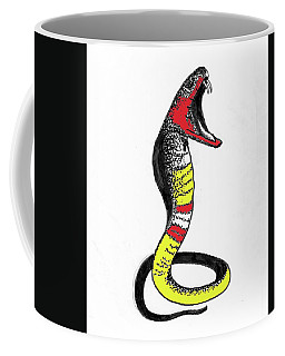 King Cobra Coffee Mug