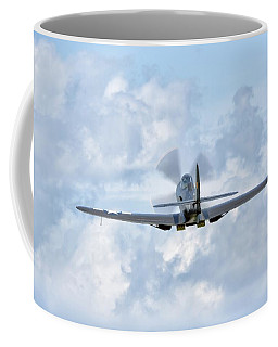 King Cobra Departing - 2017 Christopher Buff, Www.aviationbuff.c Coffee Mug