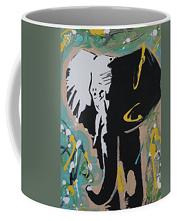 King Elephant Coffee Mug