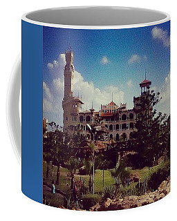 King Farouk Castle, Alexandria, Egypt Coffee Mug