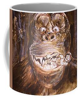 King Kong - Deleted Scene - Kong With Native Coffee Mug