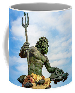 King Neptune Coffee Mug