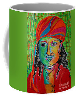 King O' The Pirates Coffee Mug
