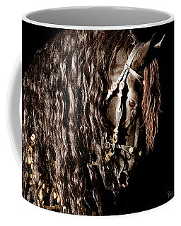 King Of Horses Coffee Mug