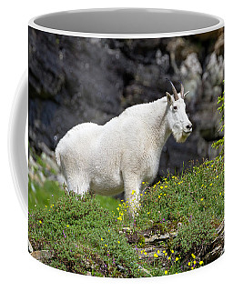 King Of The Mountain Coffee Mug by Jack Bell