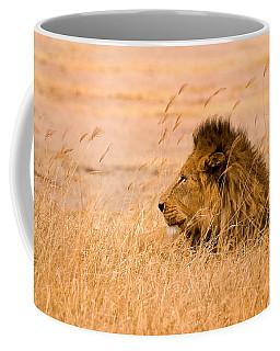 King Of The Pride Coffee Mug