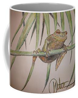 King Of The Reed Coffee Mug
