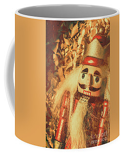 King Of The Toy Cabinet Coffee Mug