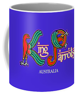 King Parrots Australia Coffee Mug