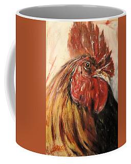 King Rooster Coffee Mug