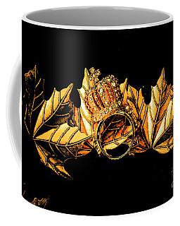 Kingdom In Fall Coffee Mug