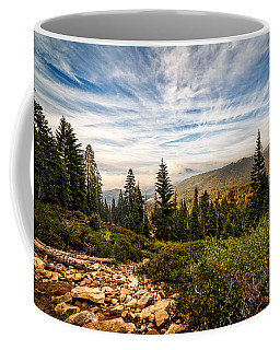 King's Canyon Crown Coffee Mug