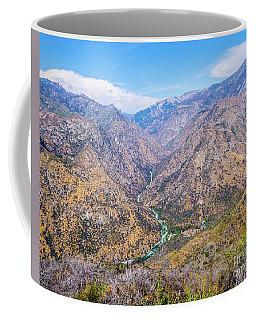 King's Canyon  Coffee Mug