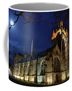 King's College In The Moonlight Coffee Mug