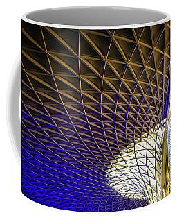 Kings Cross Railway Station Roof Coffee Mug