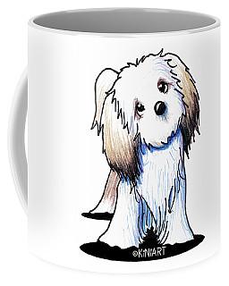 Kiniart Lhasa Apso Coffee Mug