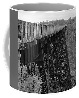 Kinzua Skywalk Coffee Mug