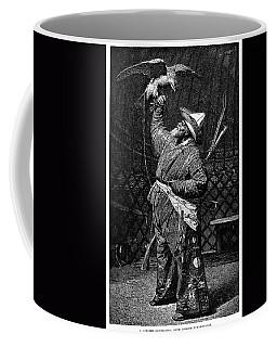 Kirghiz Falconer, 1881 Coffee Mug