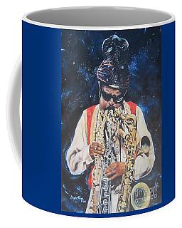 American History. .  Rahsaan  Roland Kirk  Coffee Mug