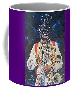 Blue Cat Productions.  Rahsaan  Roland Kirk  Coffee Mug
