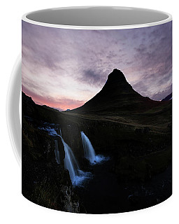 Kirkjufell Mountain Coffee Mug