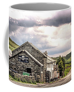 Coffee Mug featuring the photograph Kirkstone Pass Inn by Wallaroo Images