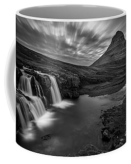 Kirkufellsfoss  Coffee Mug