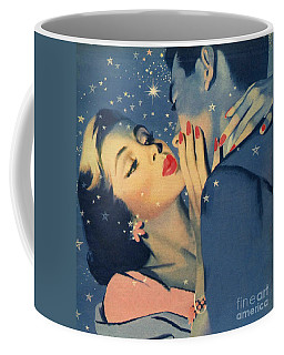 Kiss Goodnight Coffee Mug