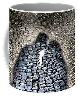 Kiss Me On The Cobblestone Coffee Mug
