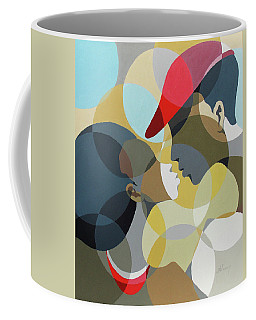 Kiss Me Coffee Mug