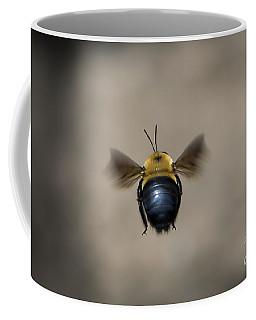 Kiss My Beehind  Coffee Mug