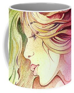 Kiss Of Wind Coffee Mug