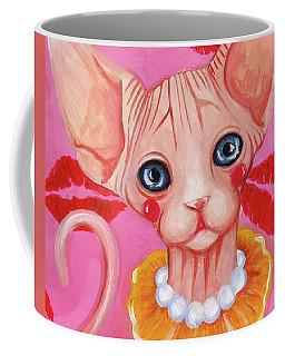 Kiss Sphynx Coffee Mug