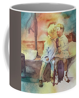 Kissing Cousins Coffee Mug