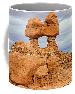 Kissing Rock Coffee Mug