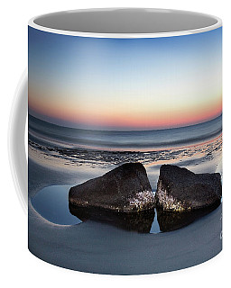 Kissing Rocks Coffee Mug