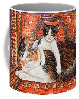 Kit Cat Carpet Coffee Mug