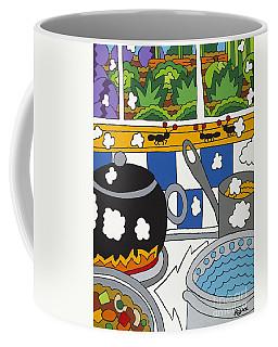 Kitchen Garden Coffee Mug