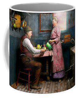 Kitchen - Morning Coffee 1915 Coffee Mug