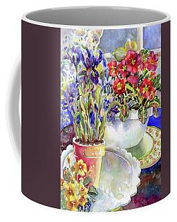 Kitchen Primrose I Coffee Mug