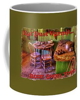 Kitchen Table Bodie California Coffee Mug