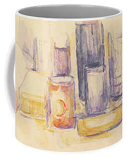 Kitchen Table  Pots And Bottles Coffee Mug