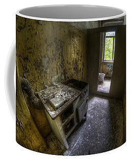 Kitchen With A Loo Coffee Mug by Nathan Wright