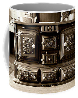 Coffee Mug featuring the photograph Kitchener by Greg Fortier