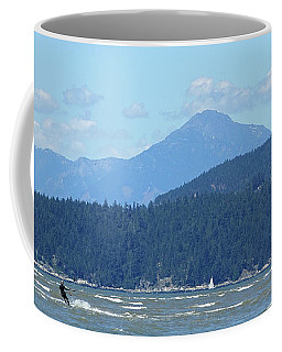 Kite Surfer Coffee Mug